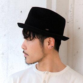帽子 帽子 ハット 中折れ レディース サーモハット 爽やかな大人カジュアルを叶える。 メンズレディース 14+