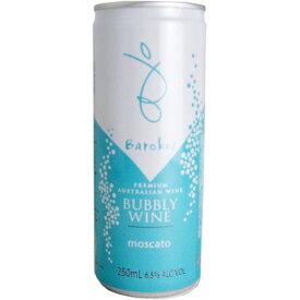バロークス スパークリング缶ワイン モスカート