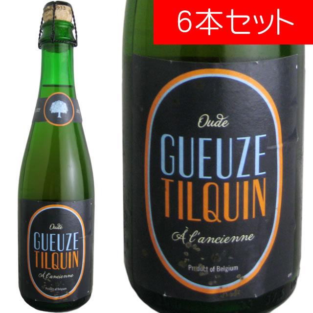オード・グーズ・ティルカン グーズリー・ティルカン 375ml(ベルギービール 6本セット)【納期:3日〜約2週間後に発送】
