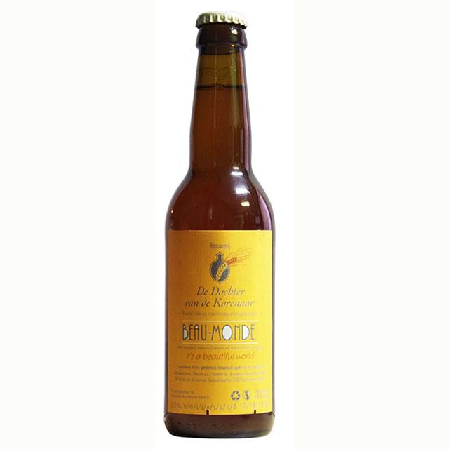 ボー・モンド ドクトル・ヴァン・ドゥ・コールナール 330ml(ベルギービール 12本セット)【納期:3日〜約2週間後に発送】