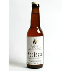 ノブレス ドクトル・ヴァン・ドゥ・コールナール 330ml(ベルギービール 12本セット)【納期:3日〜約2週間後に発送】
