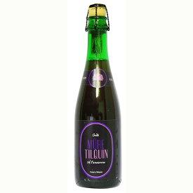 【送料無料】オード・ミュール・ティルカン ア・ラシエンヌ グーズリー・ティルカン 375ml(ベルギービール 12本セット)【納期:3日〜約2週間後に発送】
