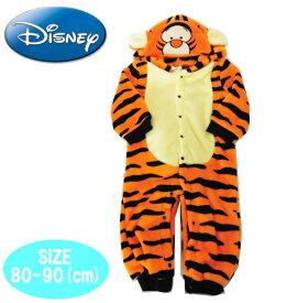 【メール便不可】Disney ディズニーベビー服 くまのプーさん/ティガー きぐるみカバーオール もこもこフリース 赤ちゃん ギフト お祝い 出産祝い クリスマス プレゼント (331104679 tk290093)