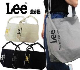 【送料無料】Lee リー タテロゴ ショルダーバッグ キャンバス BIG LOGO 肩掛け 斜め掛け レディース メンズ 収納 旅行 おしゃれ シンプル かわいい カバン(0425361 lee450093)