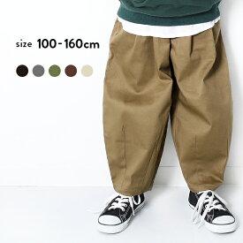 ヒザデルパンツ 男の子 女の子 ボトムス 長ズボン 全5色 100-160 子供服 キッズ ジュニア 子供 こども 子ども ダンス M1-1