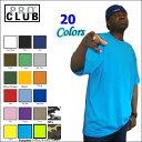 PRO CLUB (プロクラブ)【全20色】【M〜2XL】ヒップホップ衣装 ダンス 衣装[3XL〜4XLもございます]PROCLUB COMFORT(コンフォート) 無地/プレーン 半袖Tシャツ(S/