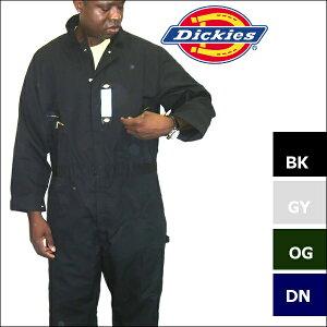 【あす楽】【全4色】【M-2XL】DICKIES【4879】ディッキーズ カバーオール 長袖 ツナギ ディッキーズ つなぎ 作業着 作業服 無地 メンズ メンズ大きいサイズ 大きいサイズ メンズ 小