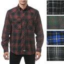 PRO CLUB (プロクラブ) 【3XL〜7XL】Men's L/S Flannel Button Shirt【全4色】【フラネルシャツ]チェック柄 L/Sシャツ PROCLUB 長袖(ロングスリーブ) ボタンシャツ 小さいサイズ 大きいサイズ メンズ ネルシャツ ストリート系 ヒップホップ 作業着LL 2L 3L 4L 5L