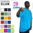 PRO CLUB (プロクラブ)【全20色】【M〜2XL】ヒップホップ衣装 ダンス 衣装[3XL〜7XLもございます]PROCLUB COMFORT(コンフォート) 無地/プレーン 半袖Tシャツ(S/S TEE)小さいサイズ大きいサイズスノボー ウェアス インナー 作業着M L LL 2L 3L 4L 5L
