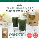 九州青汁 30包 たっぷり1か月分 野菜不足の方に 無添加 無着色 砂糖不使用 末左衛門 九州産 大麦若葉 100% 粉末 青汁…