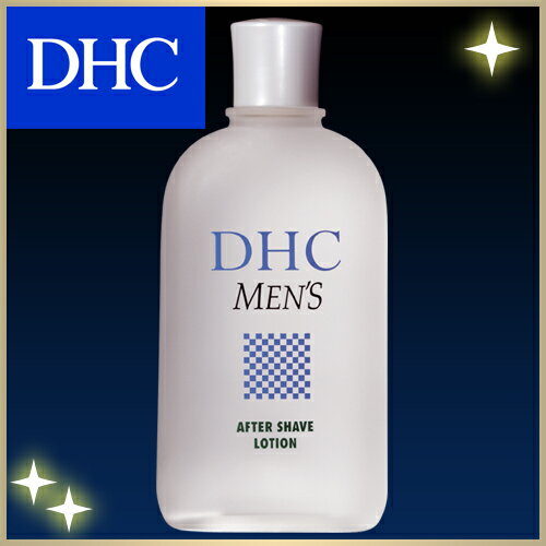 【最大P16倍以上&200pt開催】【DHC直販】ひげそり後の肌に必要なうるおいを補い、角層をなめらかに、健康な肌に DHCアフターシェーブローション