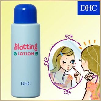 약용 성분과 세이 지 추출 물, 당근 추출 물 등 천연 재료를 배합 하는 여드름 전용 로션 DHC 약용 ブロッティングローション