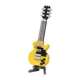 nanoblock エレキギター イエロー