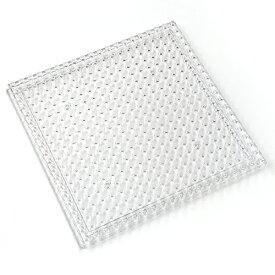 nanoblock単色部品 20×20 1入り クリア