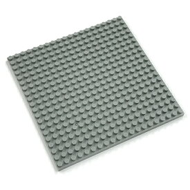 nanoblock単色部品 20×20 1入り グレー