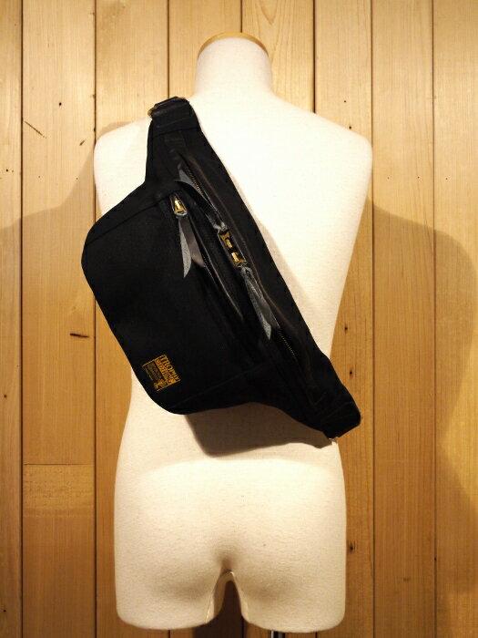 TROPHY CLOTHING トロフィークロージング DAY TRIP BAG ブラック ボディバッグ TRB-01