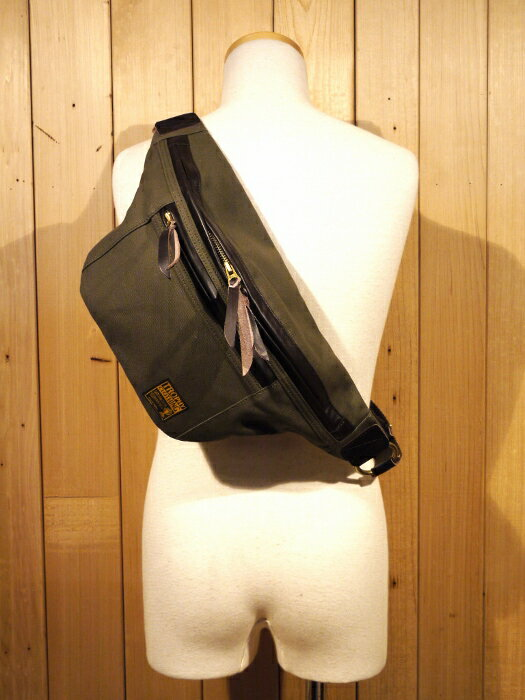 TROPHY CLOTHING トロフィークロージング DAY TRIP BAG オリーブ ボディバッグ