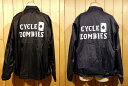 CYCLE ZOMBIES サイクルゾンビーズ GNAR CARD COACH JACKET コーチジャケット
