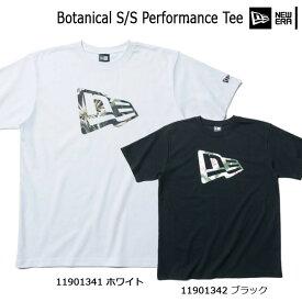 【今がチャンス 送料無料!】/アパレル カジュアル Tシャツ メンズ ニューエラ NEW ERA コットン ポリエステル 半袖 フラッグロゴ Botanical S/S Performance Tee (あす楽) sp-er
