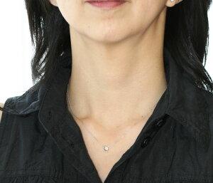 Pt900THJ「煌」with-ネックレスD0.14ctUPmodel3