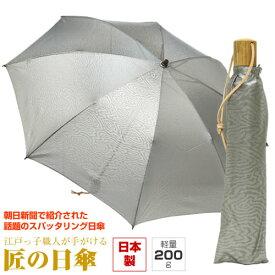スパッタリング 日傘 ヌーベルジャポネ 折りたたみ日傘 軽量 軽い 紫外線対策 UV対策 レディース メンズ 遮光 遮熱 折り畳み日傘 スパッタリング日傘 Nouvel Japonais 日本製 ギフト 父の日 男性