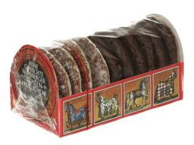レープクーヘンロール500g 伝統的なドイツのクリスマスのお菓子 アイシングとチョコレート掛けのレープクーヘン シュミット