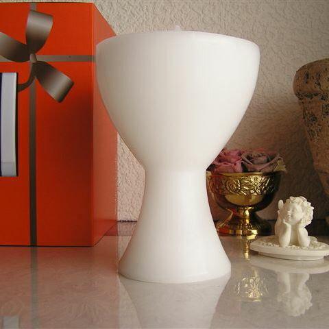 キャンドル Wedding Candle Vivienneウェディングキャンドル・ヴィヴィアンショーウィンドウやイベント窓辺の ディスプレイにもリボンやアクセでアレンジ!大切な二人の記念日に ※送料無料(北海道/沖縄は送料別途)