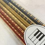 キーボードデザイン鉛筆6本セット