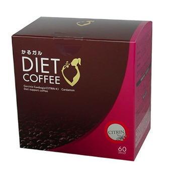 かるガルDietコーヒー 2.5g×60袋