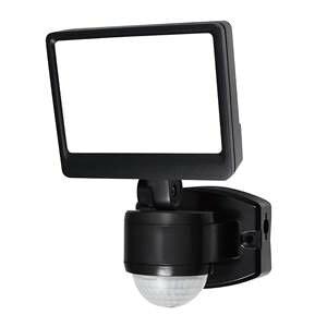 ELPA(エルパ) 屋外用LEDセンサーライト AC100V電源(コンセント式) ESL-SS421AC