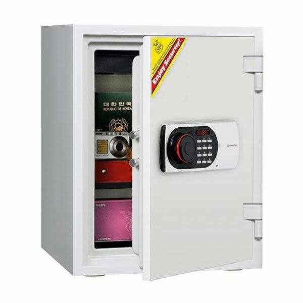 【送料無料】diplomatディプロマット社 デジタルテンキー式耐火・耐水金庫 容量36L 530EN88WR