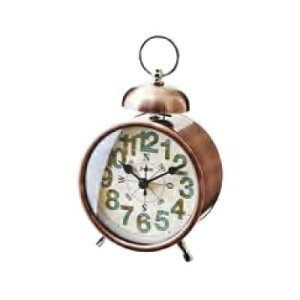 置時計 Compass コンパスCL-9592 BR