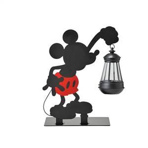 セトクラフト Disney シルエットソーラーライト(ミッキー) SD-6071-680