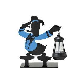 セトクラフト Disney シルエットソーラーライト(ドナルド) SD-6073-680