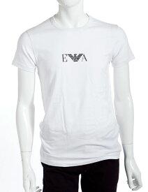 アルマーニ エンポリオアルマーニ Emporio Armani Tシャツアンダーウェア Tシャツ 半袖 丸首 メンズ 111267 CC715 ホワイト 楽ギフ_包装 10%OFFクーポンプレゼント 【ラッキーシール対応】