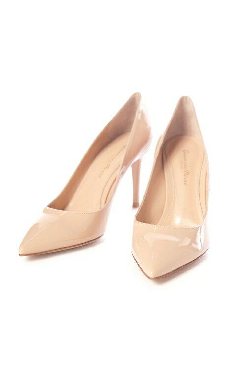 ジャンヴィトロッシ GIANVITO ROSSI パンプス ハイヒール VERTNUDE 靴 レディース G24580 85RIC NUDE 送料無料 3000円OFF クーポンプレゼント 2017SS_SALE