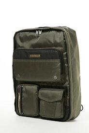 ディーゼル DIESEL リュックバッグ リュックサック バックパック ビジネスバッグ GEAR BACK - backpack X03782 P0881 カーキ 送料無料 10%OFFクーポンプレゼント 【ラッキーシール対応】