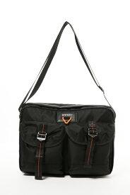 ディーゼル DIESEL ショルダーバッグ F-CROSS MESSENGER - cross bodybag X04619 PR886 ブラック 送料無料 10%OFFクーポンプレゼント 【ラッキーシール対応】