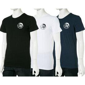 ディーゼル DIESEL Tシャツアンダーウェア Tシャツ 半袖 丸首 メンズ 00SJ5L 0TANL ギフト包装無料 ラッピング包装無料 当店舗人気ブランド底値に挑戦 10%OFFクーポンプレゼント