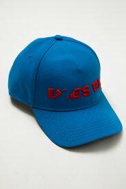 ディーゼル DIESEL キャップ ベースボールキャップ 帽子 CIDIES CAPPELLO 00S9G4 0LAOI ブルー 楽ギフ_包装 10%OFFクーポンプレゼント 【ラッキーシール対応】