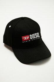 ディーゼル DIESEL キャップ ベースボールキャップ 帽子 CAKERYM-MAX CAPPELLO 00SIIQ 0LAOI ブラック 送料無料 楽ギフ_包装 10%OFFクーポンプレゼント 【ラッキーシール対応】