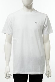オフホワイト OFF-WHITE Tシャツ 半袖 丸首 クルーネック メンズ AA027R20 185032 ホワイト 送料無料 楽ギフ_包装 10%OFFクーポンプレゼント 【ラッキーシール対応】 2020年春夏新作
