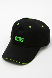 ジーシーディーエス GCDS キャップ ベースボールキャップ 帽子 SS20M010036 グリーン 送料無料 楽ギフ_包装 2020年春夏新作 10%OFFクーポンプレゼント 2020SS_SALE
