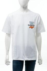 バーバリー BURBERRY Tシャツ 半袖 丸首 クルーネック メンズ 8032186 ホワイト 送料無料 楽ギフ_包装 2020年秋冬新作 10%OFFクーポンプレゼント