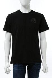 ハイドロゲン HYDROGEN Tシャツ 半袖 丸首 クルーネック メンズ 274644 ブラック 送料無料 楽ギフ_包装 2020年秋冬新作 10%OFFクーポンプレゼント 2020AW_SALE