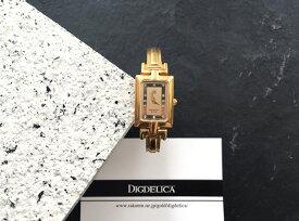 【GIVENCHY】ジバンシー・グランモラダヴィンテージウォッチ(ジバンシィ)v1156腕時計【DIGDELICA】ディデリカ ゴールド VINTAGE WATCH レディース
