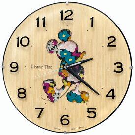 SEIKO セイコー 掛け時計 ミッキーマウス アナログ ミッキー&フレンズ FW586B【お取り寄せ】