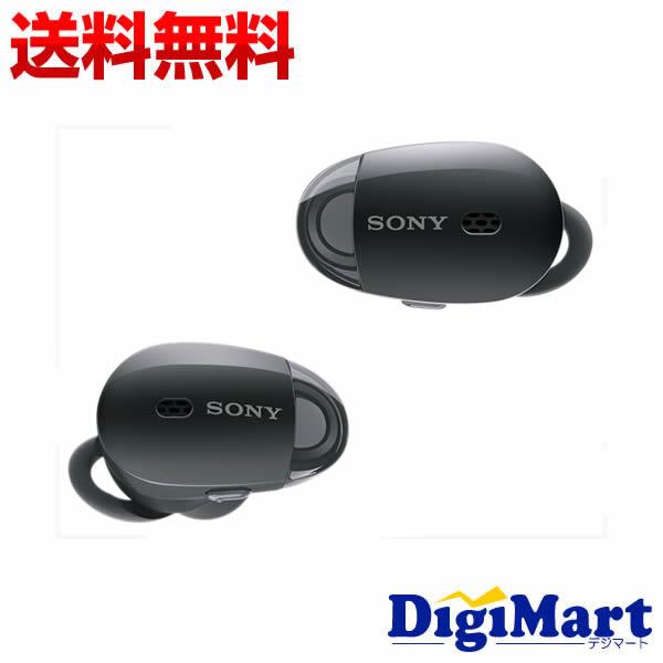 【送料無料】ソニー SONY WF-1000X (B) ワイヤレスノイズキャンセリングステレオヘッドセット [ブラック]【新品・並行輸入品】