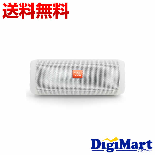 【楽天カード決済でポイント9倍】 [21日 10:00から]【送料無料】JBL Bluetooth スピーカー FLIP4 [グレー]【新品・国内正規品】