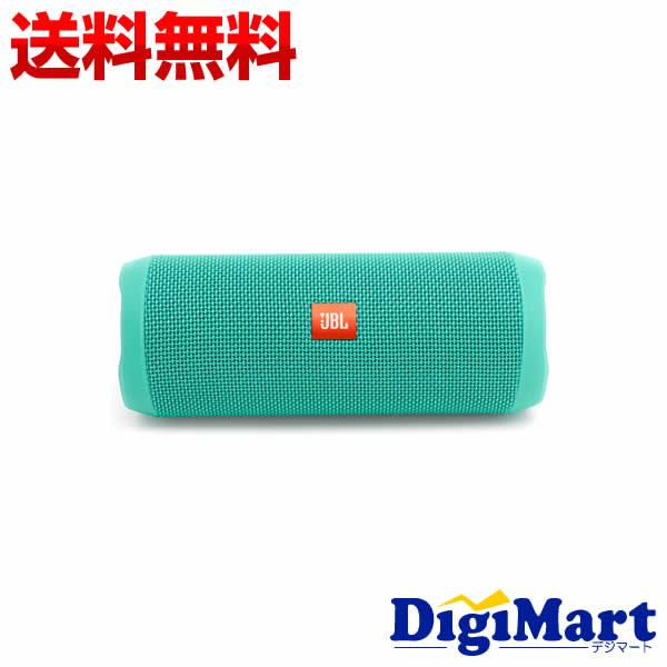 【楽天カード決済でポイント9倍】 [21日 10:00から]【送料無料】JBL Bluetooth スピーカー FLIP4 [ティール]【新品・正規品】